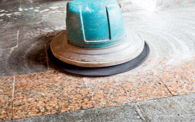 Restaurar un suelo de baldosas