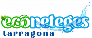 logo Econeteges empresa de limpieza en Tarragona